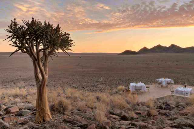 Photo of Sossusvlei Desert Lodge, Namibia, Namib Desert